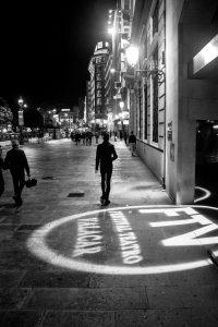 Descargar fotografía del exterior de la sede del Festival de Teatro Valacar en A Coruña.